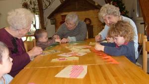 Accompagnement personnes âgées